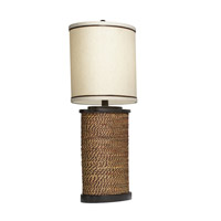 Kichler Westwood Spool 1 Light Table Lamp in Natural 70885