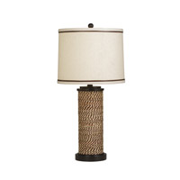 Kichler Westwood Spool 1 Light Table Lamp in Natural 70887