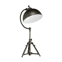 Kichler Durban 1 Light Lamps Table in Bronze 70900