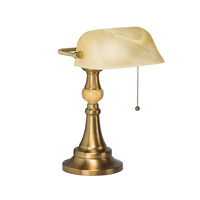 Kichler Tollington 1 Light Lamps Desk in Antique Brass 70941 photo thumbnail