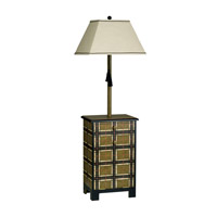 Kichler Lighting Malcolm 1 Light Floor Lamp - Tray in Other Finishes 74116 photo thumbnail