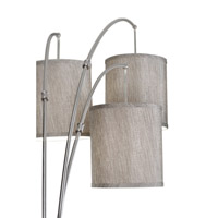 Kichler Westwood Light Arc Floor Lamp in Brushed Nickel 74264NI alternative photo thumbnail