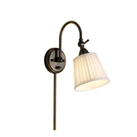 Kichler Lighting Blaine 1 Light Wall Sconce in Burnished Bronze 78011BBZ photo thumbnail