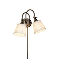 Kichler Lighting Blaine 2 Light Wall Sconce in Burnished Bronze 78012BBZ