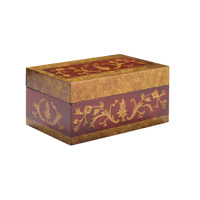 Kichler Lighting Chalmette Decorative Box in Antique Red 78029 photo thumbnail