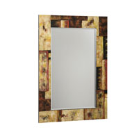 Kichler 78030 Urban Traditions Porcelain 36 X 24 inch Multi-Color Wall Mirror Home Decor, Rectangular photo thumbnail