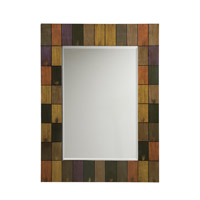Kichler Lighting ColorBlock Mirror in Wood 78086
