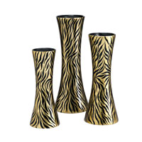 Kichler Lighting Nakuru Decorative Vases (set of 3) 78108