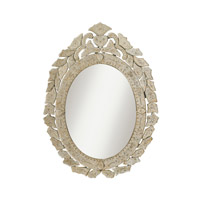 Kichler 78119 Petite Oval 28 X 21 inch Antique Gold Wall Mirror Home Decor, Oval photo thumbnail