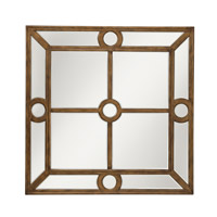 Kichler 78122 Elara 40 X 40 inch Antique Silver Mirror Home Decor, Square