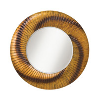 Kichler 78127 Solstice 45 X 45 inch Hand Painted Mirror Home Decor, Oval