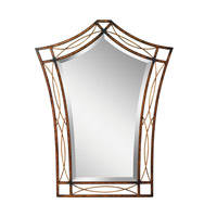 Kichler Lighting Heathcliff Mirror in Antique Gold 78134 photo thumbnail