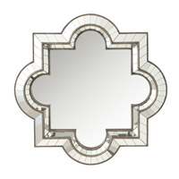 Kichler Lighting Cloverleaf Mirror in Silver Various 78152