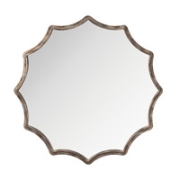 Kichler Lighting Silver Scallop Mirror in Antique Silver 78160