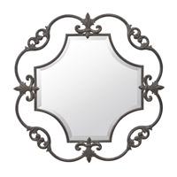 Kichler Lighting Westwood Orleans Mirror in Painted Metal 78169 photo thumbnail