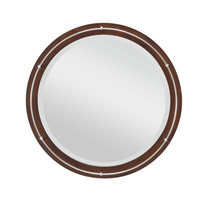 Kichler Westwood Stowaway Mirror in Wood 78181 photo thumbnail