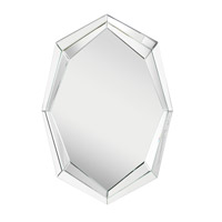 Kichler Westwood Asher Mirror in White 78190 photo thumbnail