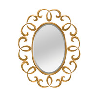 Kichler Lighting Westwood Marlowe Mirror in Antique Gold 78213