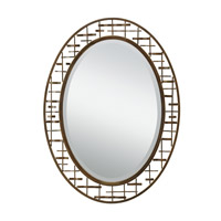 Kichler Westwood Loom Mirror in Olde Bronze 78248 photo thumbnail