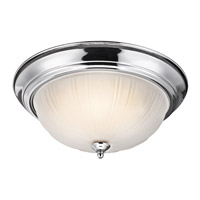 Kichler Lighting Signature 3 Light Flush Mount in Chrome 8655CH photo thumbnail