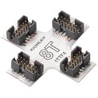Kichler 8T1TTF4WH 8T Tape Light LED White Material (Not Painted) LED Tape Light Accessory