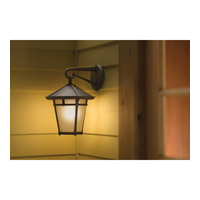 Kichler Lighting Melbern 1 Light Outdoor Wall Lantern in Aged Bronze 9054AGZ alternative photo thumbnail