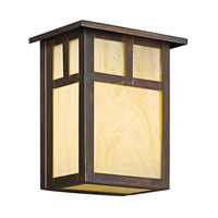 Kichler Lighting Alameda 1 Light Outdoor Wall Lantern in Canyon View 9143CV photo thumbnail