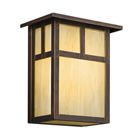 Kichler Lighting Alameda 1 Light Outdoor Wall Lantern in Canyon View 9147CV photo thumbnail