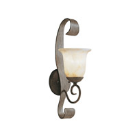Kichler Lighting High Country 1 Light Outdoor Wall Lantern in Old Iron 9273OI photo thumbnail