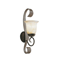 Kichler Lighting High Country 1 Light Outdoor Wall Lantern in Old Iron 9274OI photo thumbnail