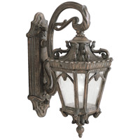 Tournai 1 Light 18 inch Londonderry Outdoor Wall Lantern