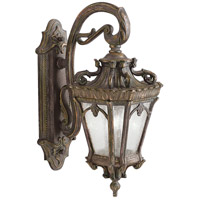 Kichler 9357LD Tournai 2 Light 24 inch Londonderry Outdoor Wall Lantern
