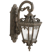 Kichler 9358LD Tournai 3 Light 29 inch Londonderry Outdoor Wall Lantern