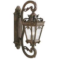 Tournai 4 Light 38 inch Londonderry Outdoor Wall Lantern