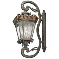 Kichler 9362LD Tournai 5 Light 70 inch Londonderry Outdoor Wall Lantern