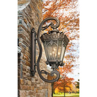 Kichler 9362LD Tournai 5 Light 70 inch Londonderry Outdoor Wall Lantern alternative photo thumbnail