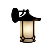 Kichler Lighting Chicago 1 Light Outdoor Wall Lantern in Aged Bronze 9367AGZ photo thumbnail