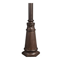 Kichler Lighting Outdoor Post in Brown Stone 9510BST