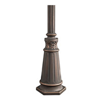Kichler 9510LD Pier & Post Light Accessories 72 inch Londonderry Post