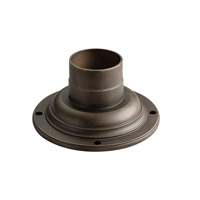 Kichler Lighting Pedestal Adaptor in Legacy Bronze 9530LZ