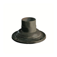 Pier & Post Light Accessories 4 inch Olde Brick Pedestal Adaptor