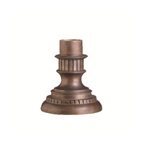 Kichler Lighting Outdoor Pier Mounting in Legacy Bronze 9531LZ