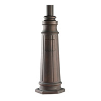 Kichler 9542LD Pier & Post Light Accessories 96 inch Londonderry Post