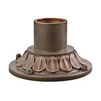 Kichler 9549LD Pier & Post Light Accessories 6 inch Londonderry Pier Mounting