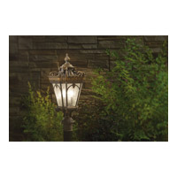Kichler Lighting Tournai 3 Light Outdoor Post Lantern in Londonderry 9558LD alternative photo thumbnail