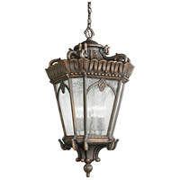 Kichler 9564LD Tournai 4 Light 17 inch Londonderry Outdoor Hanging Pendant