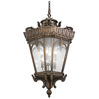 Tournai 8 Light 26 inch Londonderry Outdoor Ceiling