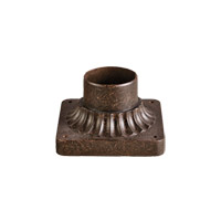 Bronze Aluminum Outdoor Lighting Accessories