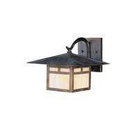 Kichler Lighting La Mesa 1 Light Outdoor Wall Lantern in Canyon View 9724CV photo thumbnail