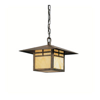 Kichler Lighting La Mesa 1 Light Outdoor Pendant in Canyon View 9824CV